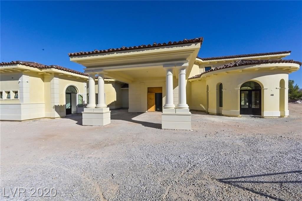 Photo of 48 AUGUSTA CANYON Way, Las Vegas, NV 89141 (MLS # 2145775)
