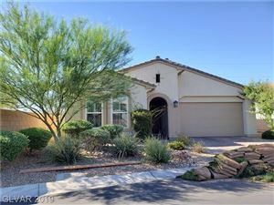 Photo of 7997 GLIMMERGLASS Avenue, Las Vegas, NV 89178 (MLS # 2126776)