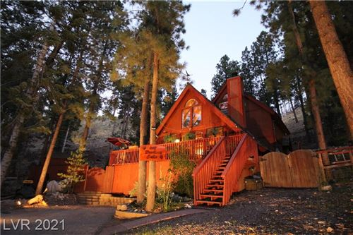 Photo of 348 EDELWEISS Place, Mount Charleston, NV 89124 (MLS # 2308776)