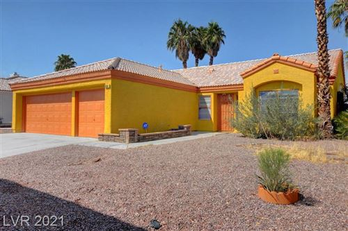 Photo of 6356 Mint Frost Way, Las Vegas, NV 89108 (MLS # 2334776)