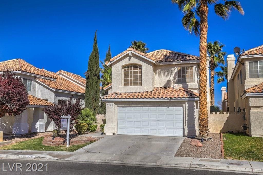 Photo of 2436 Ginger Lily Lane, Las Vegas, NV 89134 (MLS # 2287776)