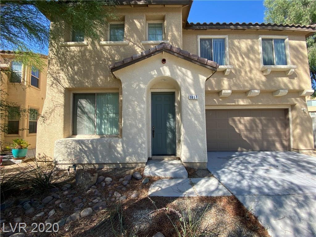 Photo of 1857 Arch Stone Avenue, North Las Vegas, NV 89031 (MLS # 2210778)