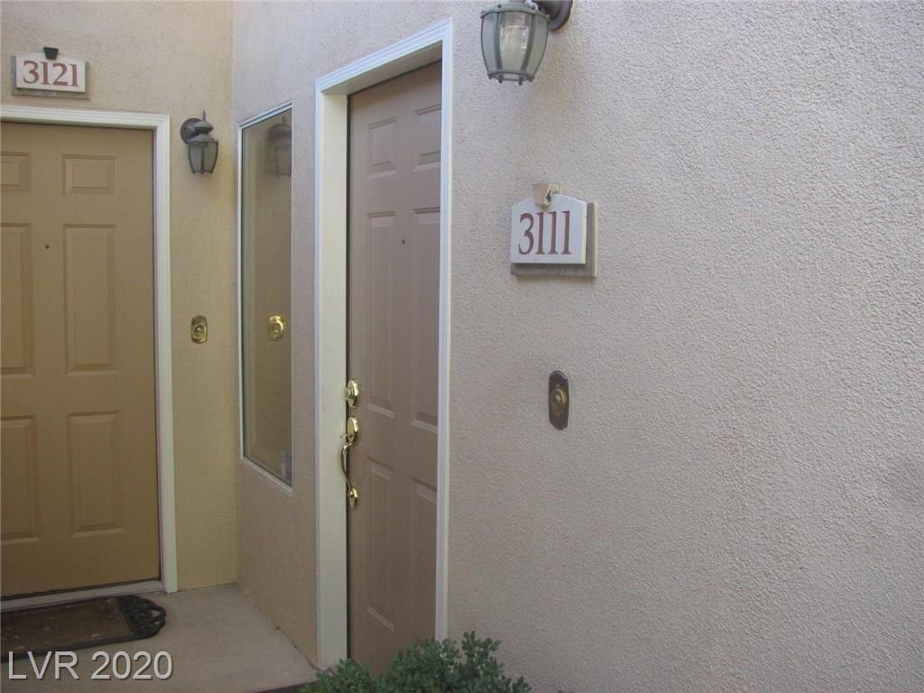 Photo of 2050 Warm Springs Road #3111, Henderson, NV 89014 (MLS # 2218778)