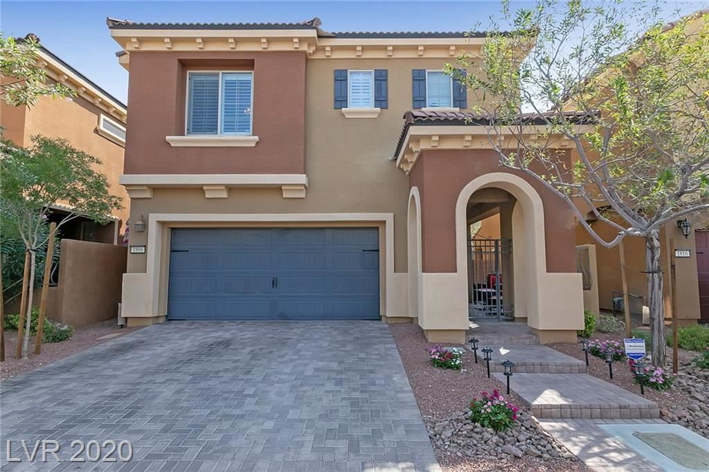 Photo of 1806 Cambrian Dream Court, Las Vegas, NV 89135 (MLS # 2231780)