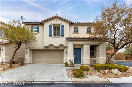 Photo of 8632 Live Canyon Court, Las Vegas, NV 89178 (MLS # 2264781)
