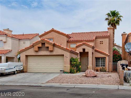 Photo of 1810 La Villa Drive, North Las Vegas, NV 89031 (MLS # 2201782)