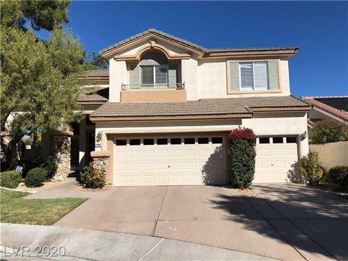 Photo of 9604 Coral Rose Court, Las Vegas, NV 89134 (MLS # 2249782)