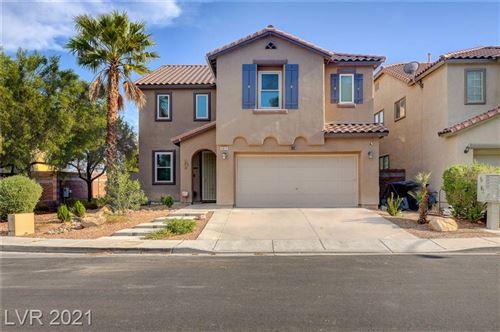 Photo of 4013 Cherokee Rose Avenue, North Las Vegas, NV 89031 (MLS # 2318783)