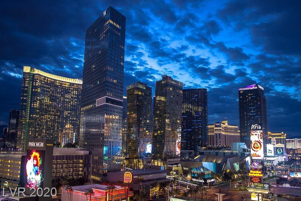 Photo of 3750 South LAS VEGAS Boulevard #4104, Las Vegas, NV 89158 (MLS # 2177783)