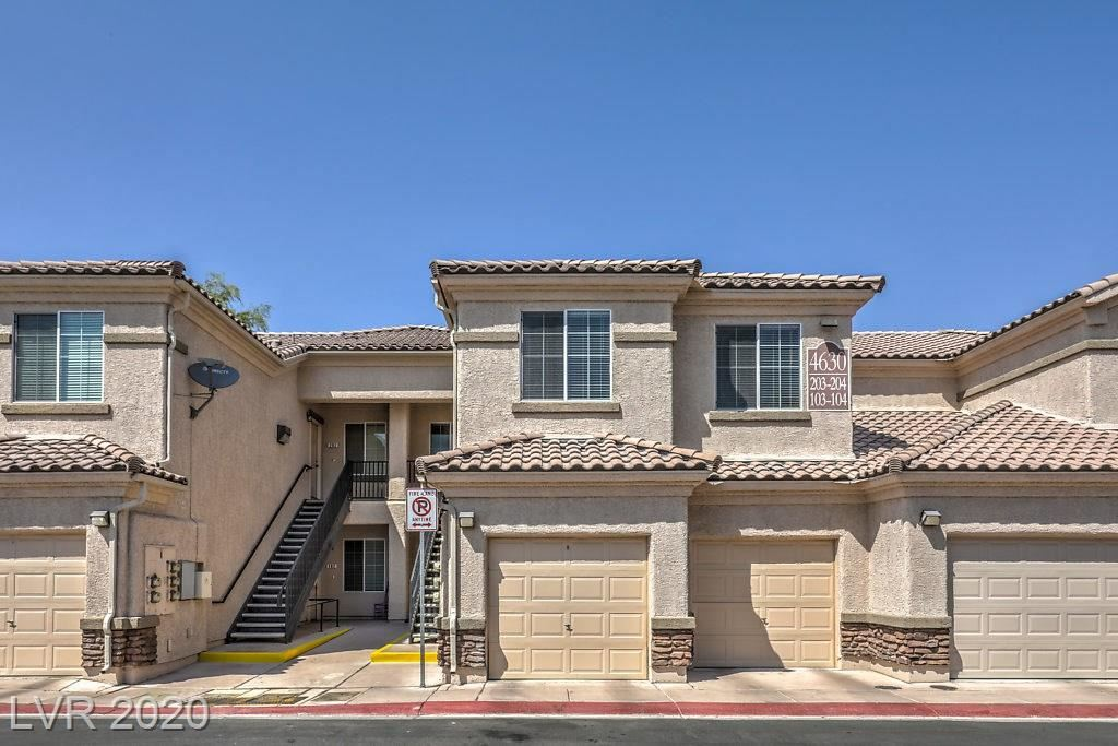 Photo of 4630 Basilicata Lane #203, North Las Vegas, NV 89084 (MLS # 2225784)