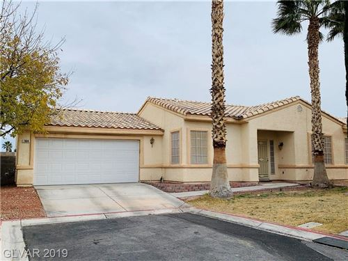Photo of 7804 EVER CLEAR Court, Las Vegas, NV 89131 (MLS # 2161785)