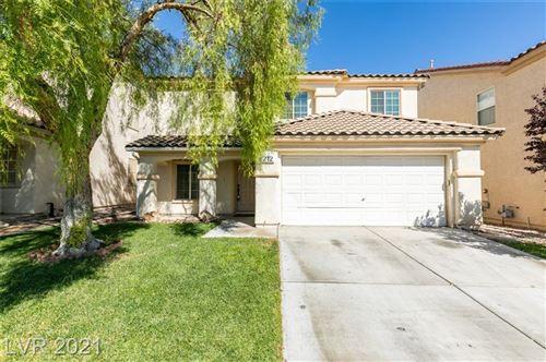 Photo of 212 Country Greens Avenue, Las Vegas, NV 89148 (MLS # 2337785)