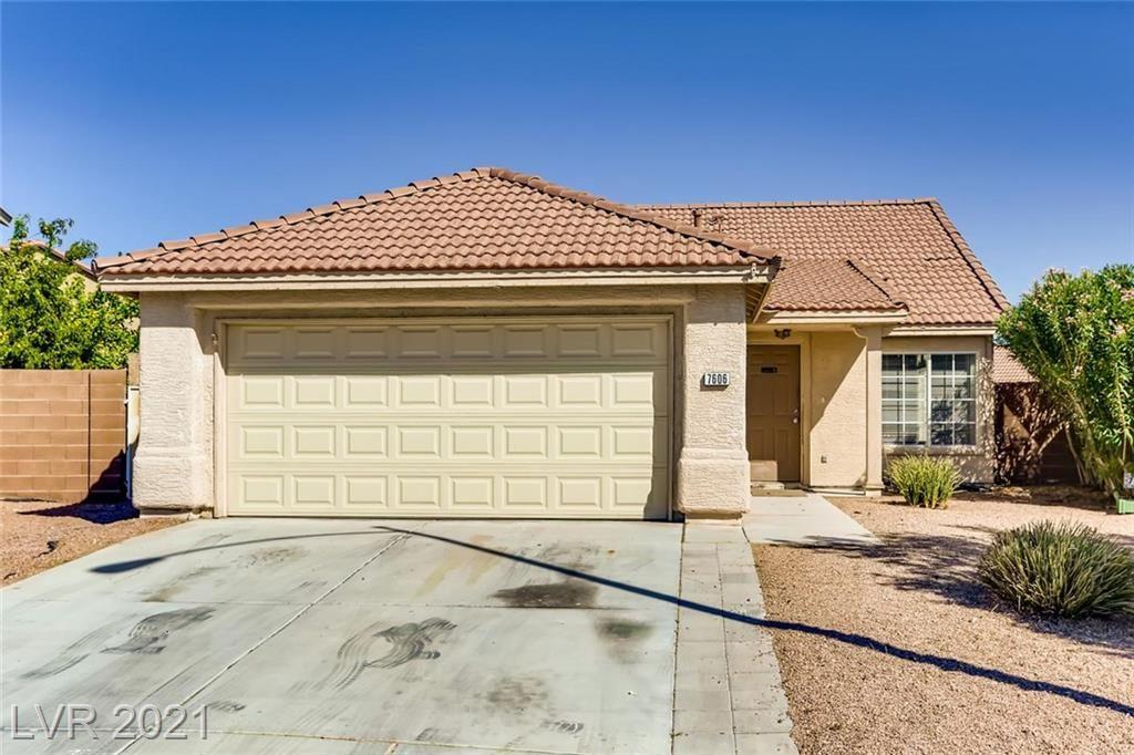 Photo of 7606 Edgerton Drive, Las Vegas, NV 89113 (MLS # 2307785)