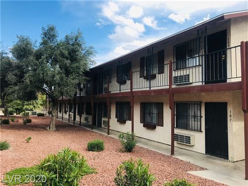 Photo of 4955 Jeffreys #110, Las Vegas, NV 89119 (MLS # 2191787)
