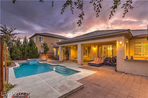 Photo of 8644 Mayport Drive, Las Vegas, NV 89131 (MLS # 2285787)