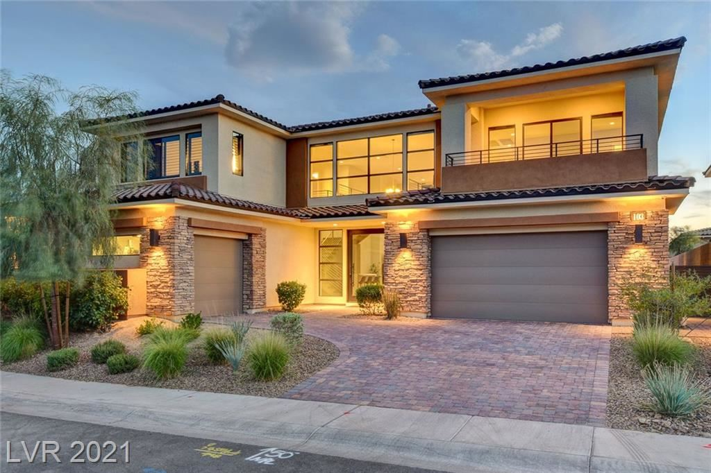 Photo for 103 San Martino Place, Henderson, NV 89011 (MLS # 2276787)