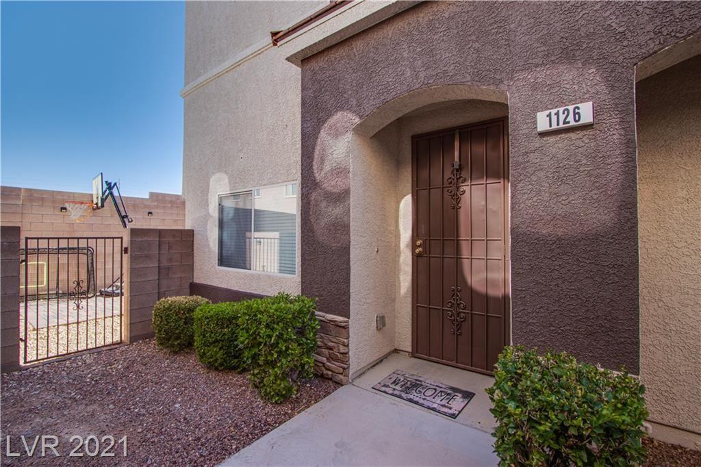 Photo of 9303 Gilcrease Avenue #1126, Las Vegas, NV 89149 (MLS # 2293787)