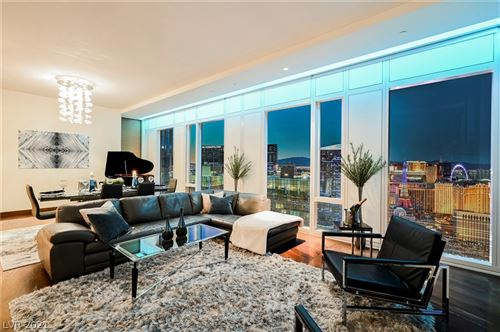 Photo of 3750 South LAS VEGAS Boulevard #4104, Las Vegas, NV 89158 (MLS # 2313788)