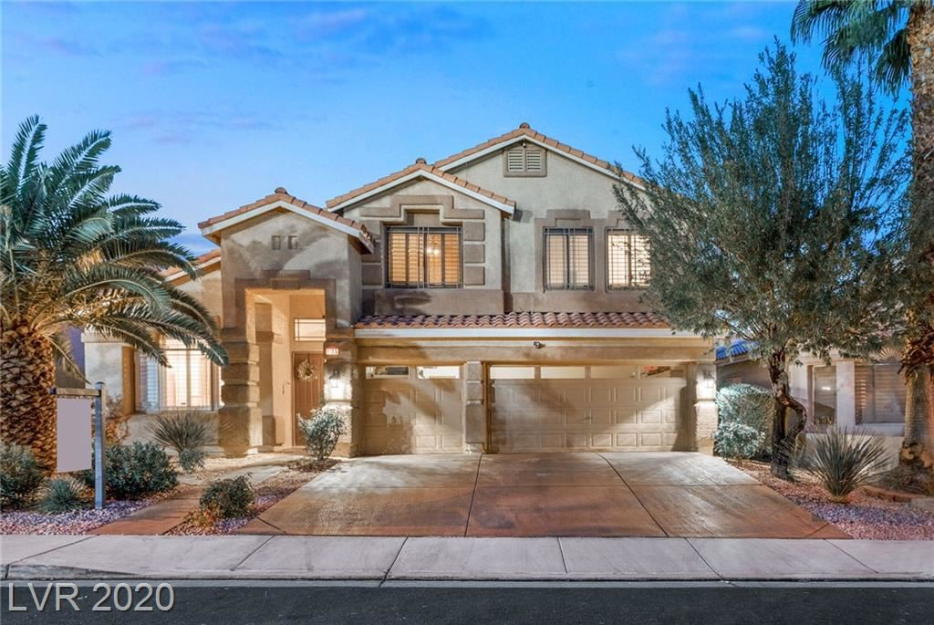 Photo of 1105 Snow Mountain Street, Las Vegas, NV 89144 (MLS # 2230788)