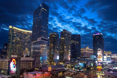 Photo of 3750 South LAS VEGAS Boulevard #3503, Las Vegas, NV 89158 (MLS # 2313789)