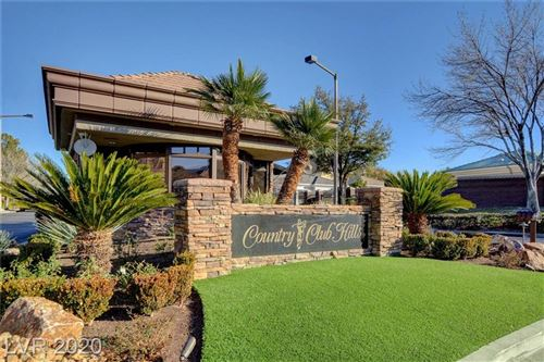 Photo of 1824 Wincanton Drive, Las Vegas, NV 89134 (MLS # 2212790)