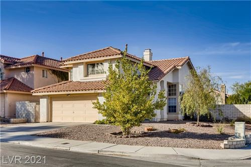 Photo of 2342 Mabee Court, Henderson, NV 89074 (MLS # 2272790)