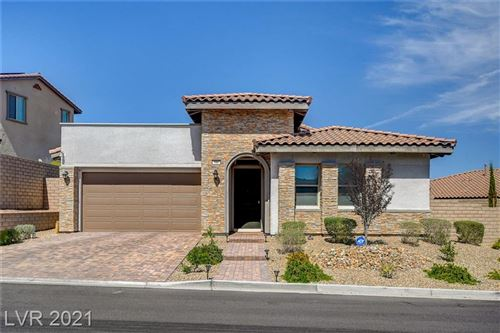 Photo of 336 Valleggia Drive, Las Vegas, NV 89138 (MLS # 2294790)