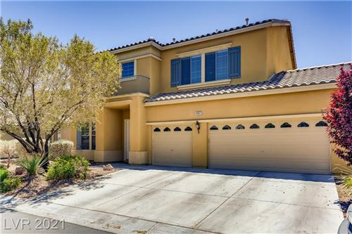 Photo of 8965 Monte Oro Drive, Las Vegas, NV 89131 (MLS # 2302791)