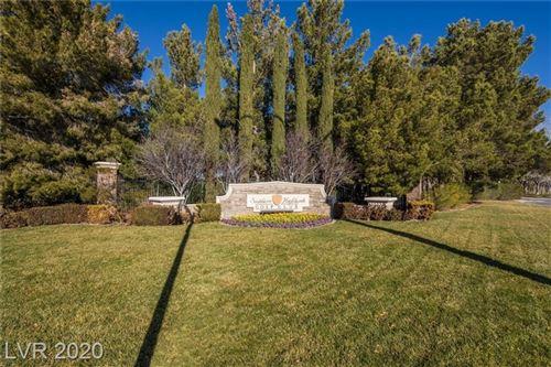 Photo of 34 EAGLES LANDING Lane, Las Vegas, NV 89141 (MLS # 2208792)
