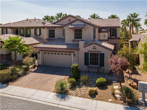 Photo of 3709 Hawkeye Falls Avenue, North Las Vegas, NV 89085 (MLS # 2232792)