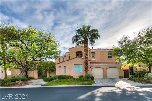 Photo of 3143 ELK CLOVER Street, Las Vegas, NV 89135 (MLS # 2286792)