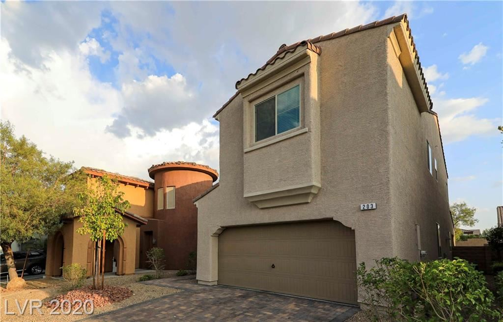 Photo of 203 Honors Course Drive, Las Vegas, NV 89148 (MLS # 2233792)