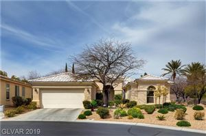 Photo of 4121 Agosta Luna Place, Las Vegas, NV 89135 (MLS # 2085793)