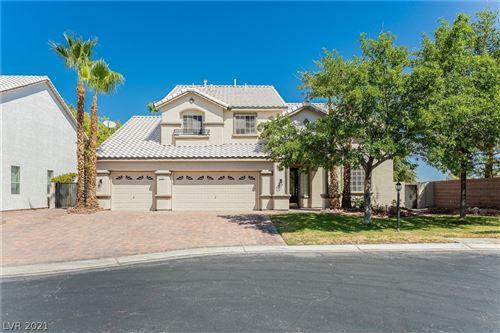Photo of 296 GREAT DUKE Avenue, Las Vegas, NV 89183 (MLS # 2330794)