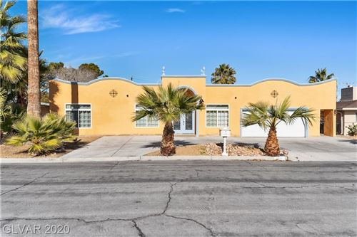 Photo of 2310 South LLEWELLYN Drive, Las Vegas, NV 89102 (MLS # 2164797)