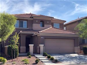 Photo of 11601 ARUBA BEACH Avenue, Las Vegas, NV 89138 (MLS # 2135798)