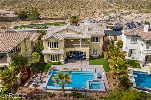 Photo of 2190 Country Cove Court, Las Vegas, NV 89135 (MLS # 2268798)
