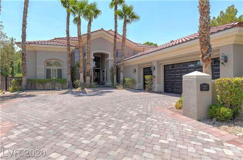 Photo of 9041 Waterfield Court, Las Vegas, NV 89134 (MLS # 2222799)