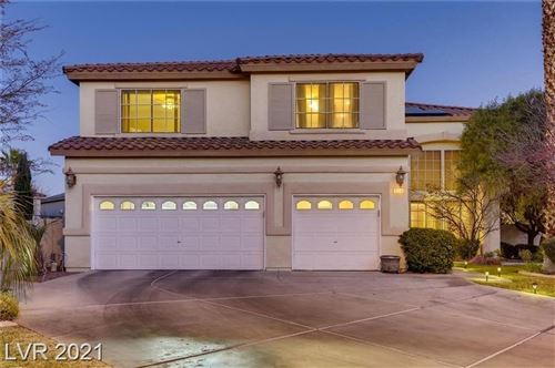 Photo of 1816 Country Meadows Drive, Henderson, NV 89012 (MLS # 2283799)