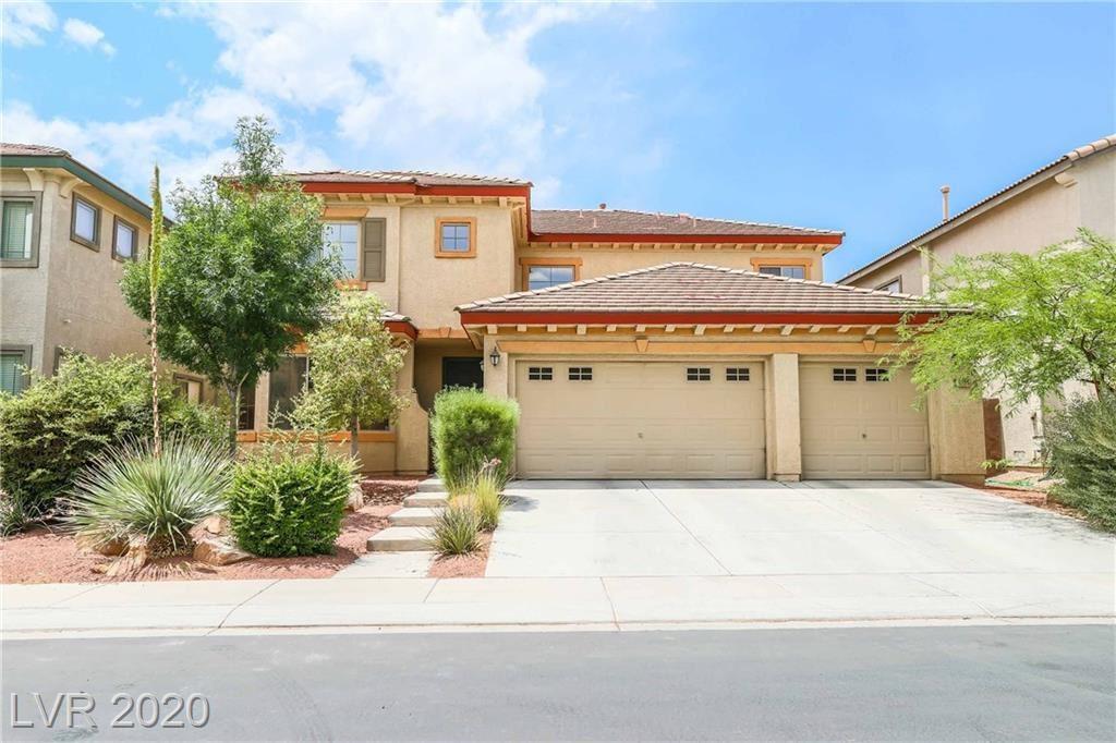 Photo of 8225 Sawmill Falls Street, North Las Vegas, NV 89085 (MLS # 2208799)