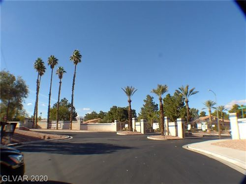 Photo of 7905 CANOE Lane, Las Vegas, NV 89145 (MLS # 2164800)