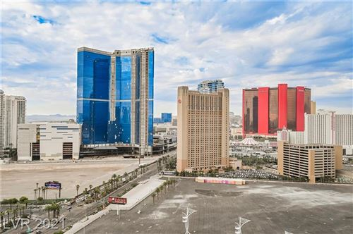 Photo of 200 West Sahara Avenue #2505, Las Vegas, NV 89102 (MLS # 2316800)