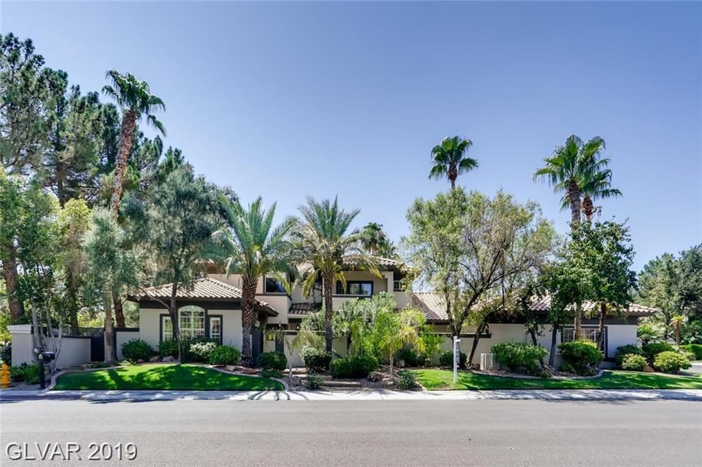 Photo for 1881 WOODHAVEN Drive, Henderson, NV 89074 (MLS # 2139800)
