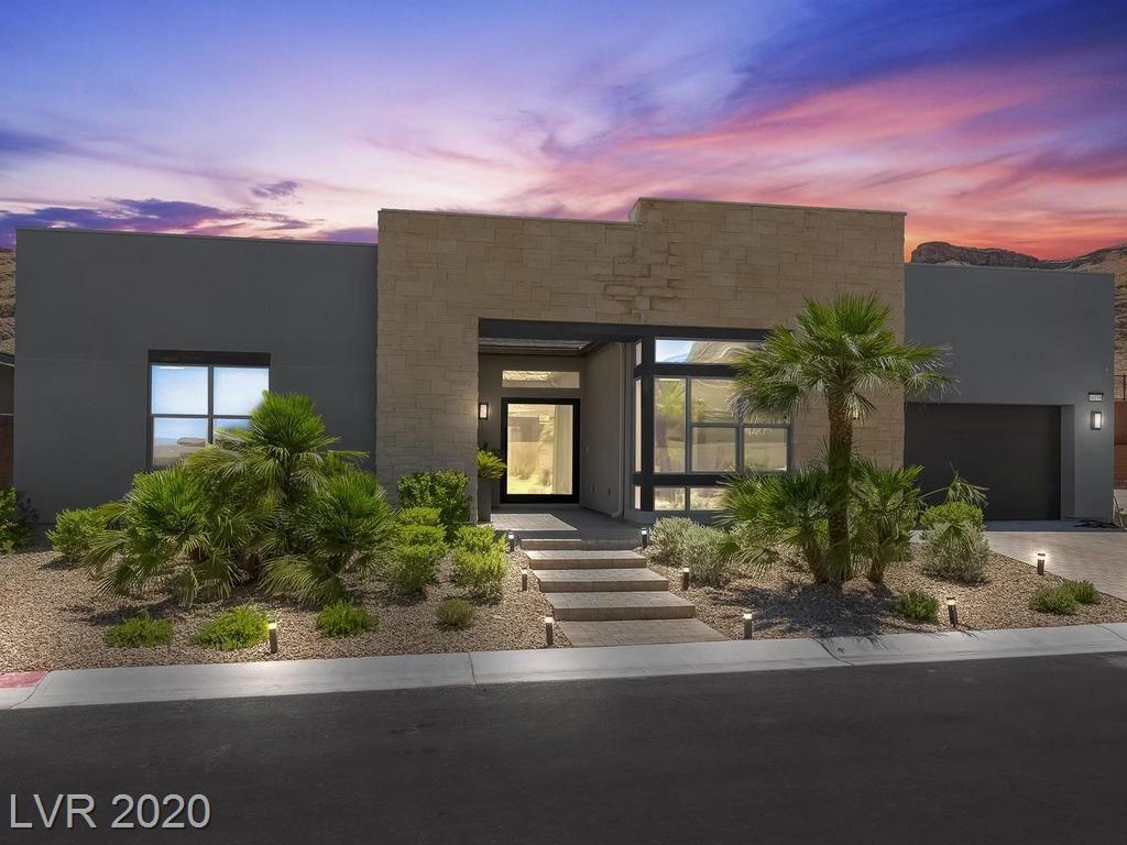 Photo of 10279 Meridian Hill Avenue, Las Vegas, NV 89135 (MLS # 2218800)