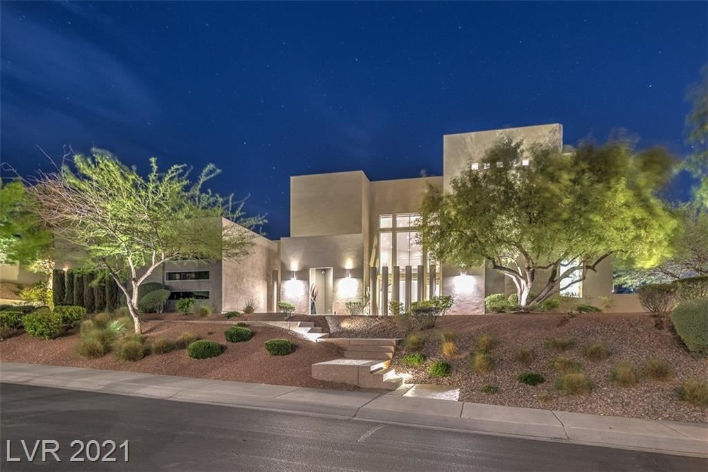 Photo of 1 Chartiers Court, Henderson, NV 89052 (MLS # 2285801)