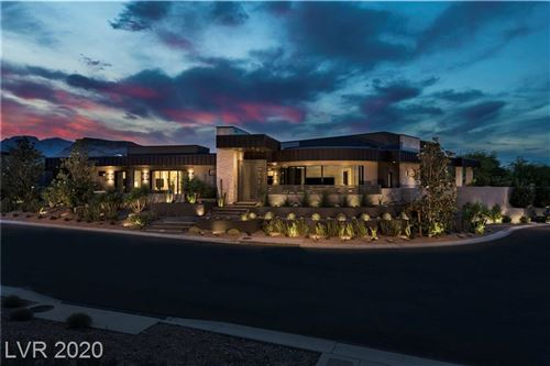 Photo of 42 Crested Cloud Way, Las Vegas, NV 89135 (MLS # 2207802)