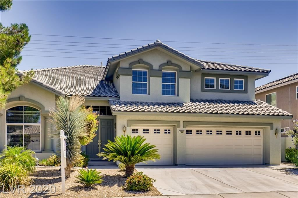 Photo of 2431 Tour Edition, Henderson, NV 89074 (MLS # 2205802)
