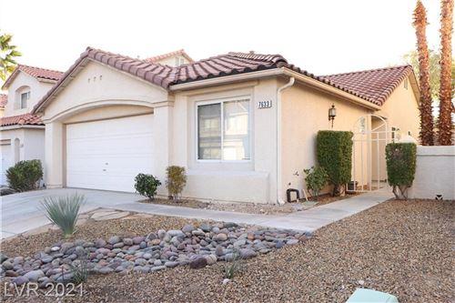 Photo of 7633 SIERRA PASEO Lane, Las Vegas, NV 89128 (MLS # 2318803)