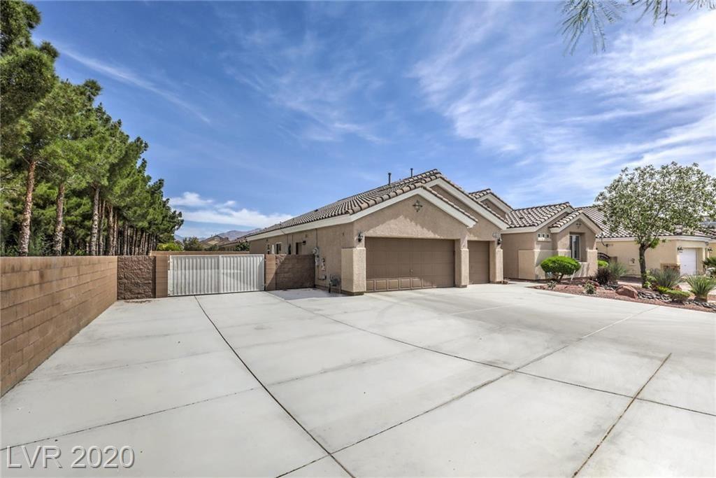 Photo of 6424 Hook Creek, Las Vegas, NV 89130 (MLS # 2197803)