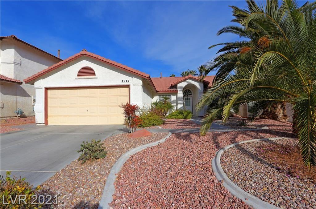 4912 Glenarden Drive, Las Vegas, NV 89130 - MLS#: 2261803